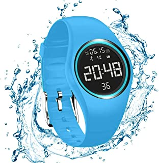 comprar comparacion RCruning-EU Pulsera Actividad Impermeable IP68 Fitness Smartwatch Tracker Contador de Pasos, Contador de Calorías,Distanci...