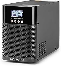 Salicru SLC 1000 Twin PRO2 SAI On-Line Doble conversión de 700 VA a 3000 VA - Fuente de alimentación Continua (UPS) (Doble conversión (en línea), 1000 VA, 900 W, Seno, 220 V, 240 V)