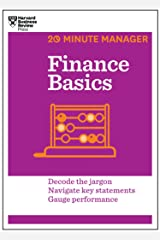 Finance Basics (HBR 20-Minute Manager Series) Kindle Edition