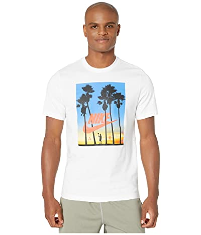 Nike NSW Short Sleeve Tee Air 4 (White) Men