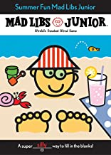Best summer vacation mad libs Reviews