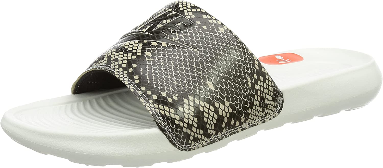 Nike Victori One Womens Print Comfort Slide Cn9676-007