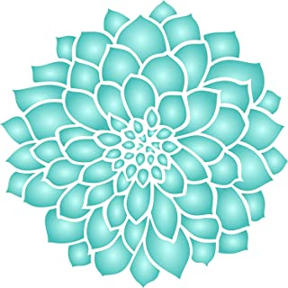 Best large zinnia stencil Reviews
