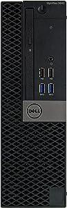 Dell Optiplex 3040-SFF, Core i5-6500 3.2GHz, 8GB RAM, 2TB Hard Drive, DVDRW, Windows 10 Pro 64bit (Renewed)