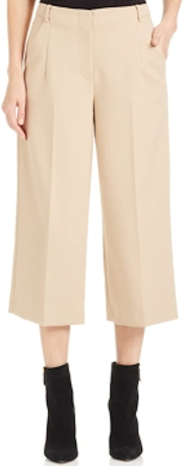 Vince Camuto Women's Twill Culottes Pants