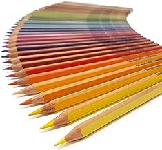 Lyra Graduate Thick Lead Coloured Pencils - Long Lasting Core - Metal Tin of 36 (2871360)