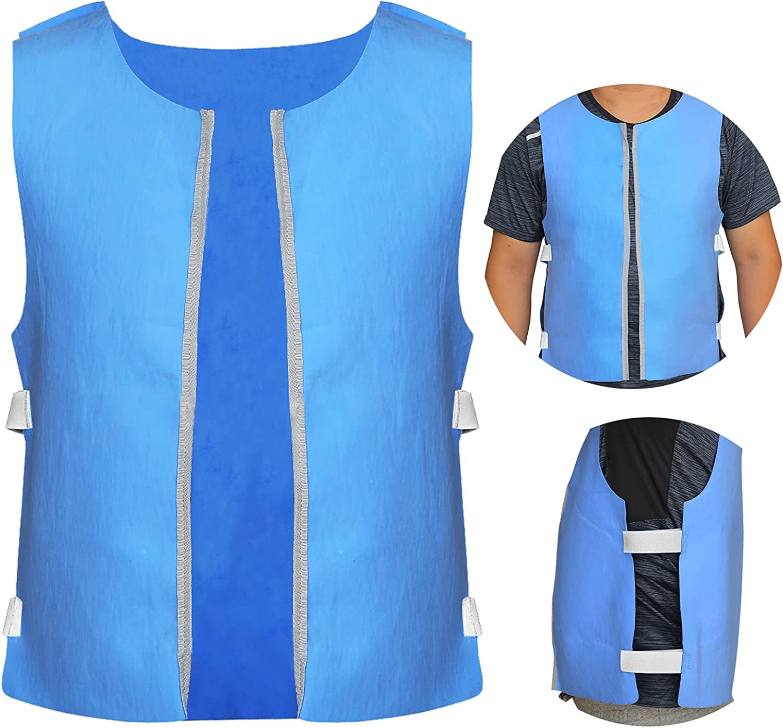Evaporative Cooling NEW Vest for Women Trust Cool Heatstroke Men Prev
