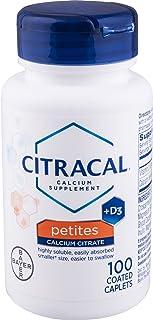 CITRACAL PETITES 100CT 2DZ