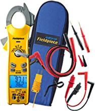 Best fieldpiece sc240 compact clamp meter with temperature & capacitance Reviews