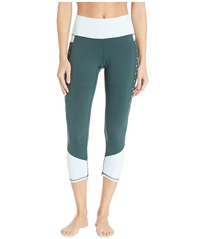 Cinch Athletic Leggings (Forest) Women