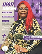 Lifoti Magazine: Tranea Manning Cover Issue 20 September 2021