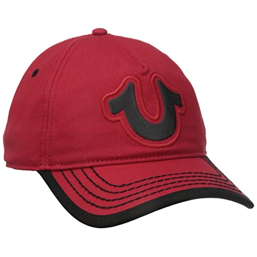 ab9bbbc533798 True Religion Men s Puff Shoe Baseball Cap