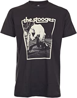 The Stooges Punk Rock Music Tee T-Shirt