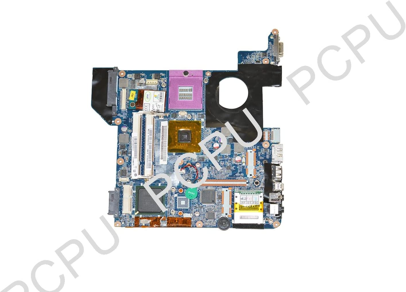 Toshiba Satellite M305 Motherboard Trust Assembly Max 61% OFF A000028560 Part#