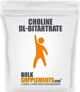 Bulksupplements Choline DL-Bitartrate Powder (1 Kilogram)
