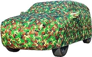 車体カバー 车罩,与梅赛德斯-奔驰M级车罩兼容,5kg厚的完整外罩,防雹/冷/冰冻/隔热/防划伤 (Color : B, Size : 2005 ML 350)