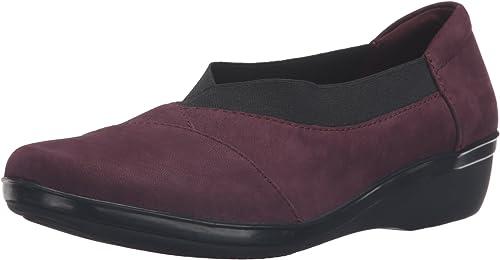 CLARKS Wohommes Everlay Eve Slip-on Loafer