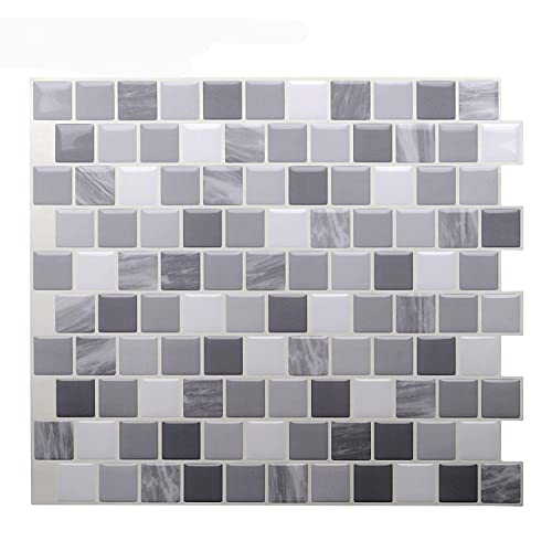 Excellent Bathroom Self Adhesive Tiles Amazon Co Uk Home Remodeling Inspirations Basidirectenergyitoicom