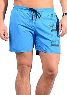 BOSS Hugo Men's Swim Shorts, Octopus, Swim Shorts, S-XXL