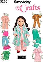 Best free american doll patterns to sew Reviews
