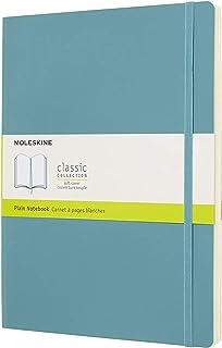 Moleskine - Cuaderno Clásico con Páginas Lisas, Tapa
