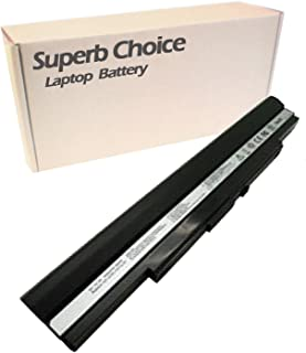 Superb Choice 8-Cell Battery Compatible with ASUS U35J Series(All)