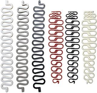 6 Pcs Hair Braiding Tool,S and Fishbone DIY Hair Styling Tool Kit,Ponytail Maker Accessories Hair Brai (6 Pairs Topsy Tail)