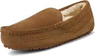 Men's Au-Loafer Moccasins Slippers