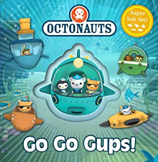 Octonauts: Go Go Gups!: A Super Sub Set!