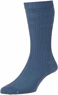 HJ Hall Men's The Original Cotton Softop Socks