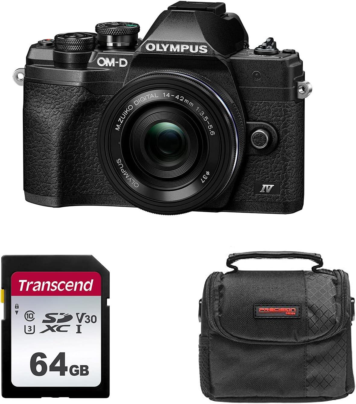 Olympus OM-D E-M10 Mark IV Digital 14-42m with Max 67% OFF Mirrorless Camera 35% OFF