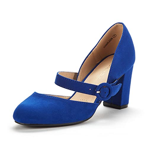 c029b46e993 DREAM PAIRS Women s Charleen Classic Fashion Closed Toe High Heel Dress  Pumps Shoes