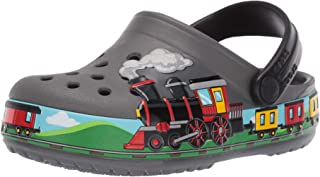 Crocs Crocsfl Train Band Clog K, Sabots Mixte Enfant