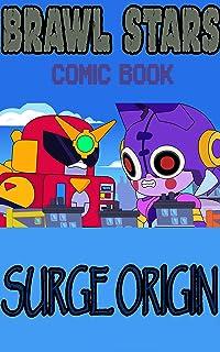 Brawl Stars comic: SURGE ORIGIN (English Edition)