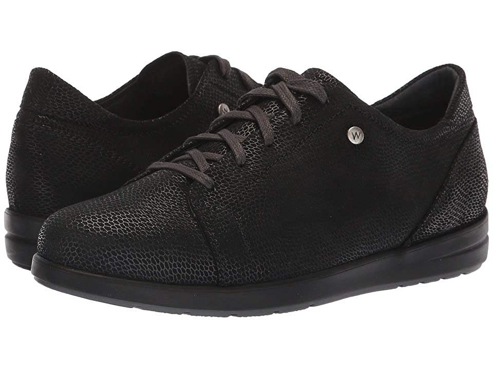 Wolky Kinetic (Black) Women
