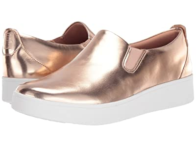 FitFlop Sania Skate (Rose Gold Metallic) Women