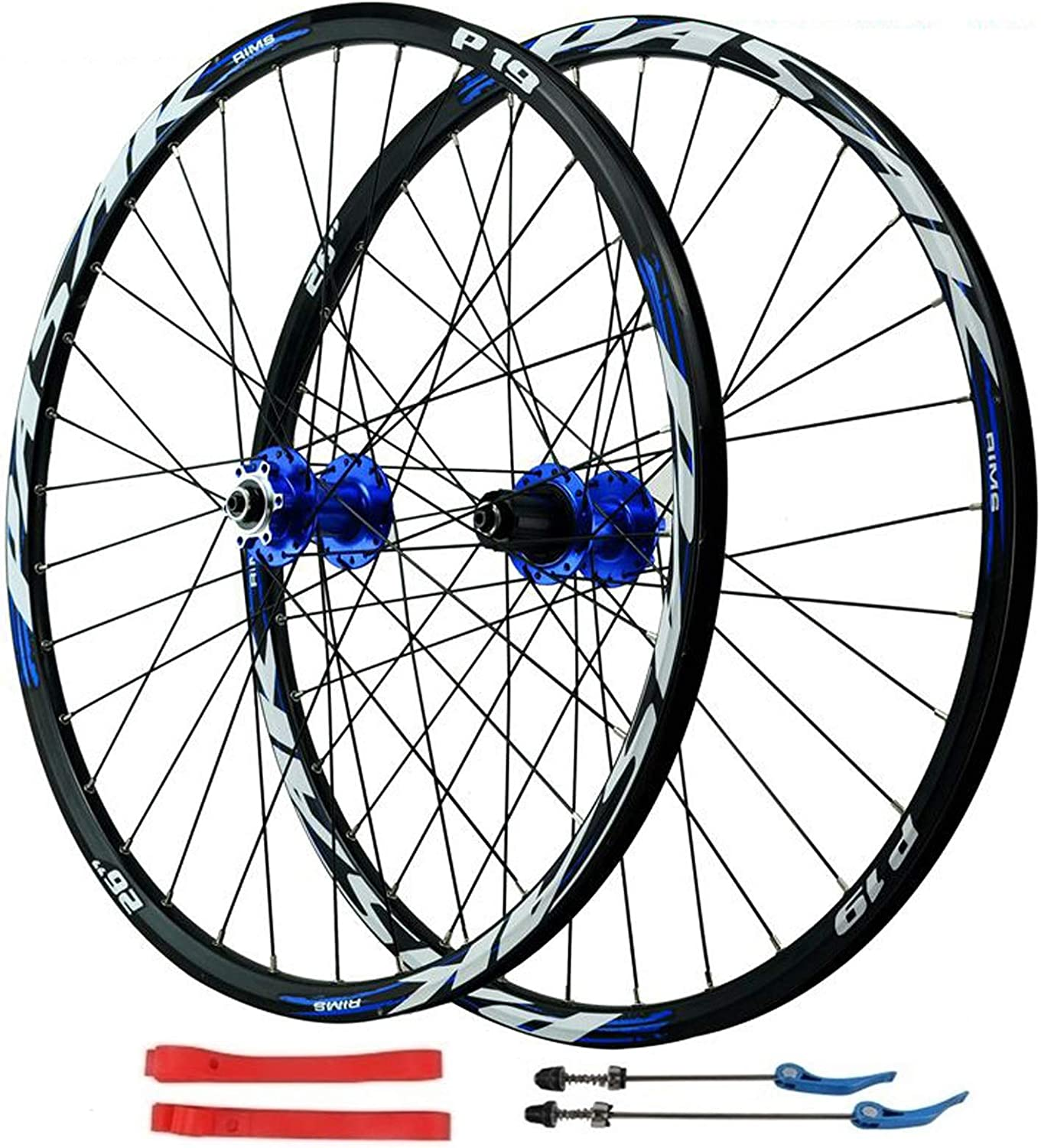 Mountain Bicycle Wheels New Free Shipping 26 Inch Disc In Release Overseas parallel import regular item Brake 27.5 Quick