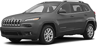 2017 Jeep Cherokee Latitude, 4x4, Granite Crystal Metallic Clearcoat