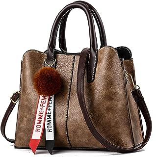 レディースバッグ潮の雰囲気シングルショルダー吊り中年の母親のバッグ大容量シンプルな野生のハンドバッグ