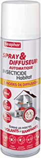 Beaphar Hábitat - Insecticida para Perro, 80 m2, 250 ml, pulverizador/difusor