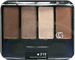 Cover Girl 00366 215cntry Country Woods Eye Enhancers4 Kit Shadows