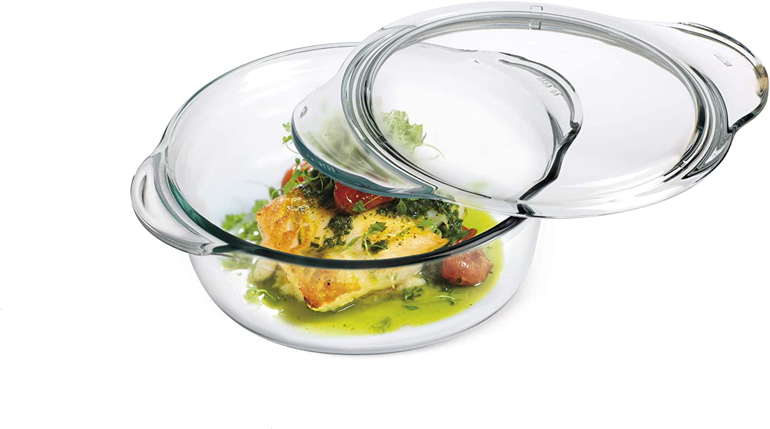 Cheap SALE Start Simax Glassware SIMAX. 67% OFF of fixed price Round heatproof dish s one 1.5L with lid