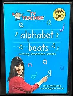 tv teacher alphabet beats