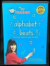 the tv teacher alphabet beats