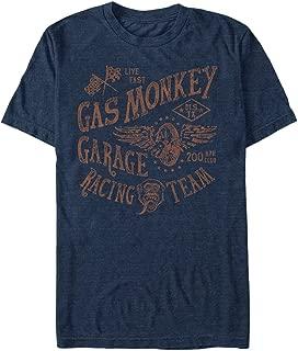 Gas Monkey Men's Racing Team T-Shirt