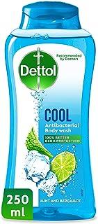 جل استحمام الجسم من ديتول - 250 مل