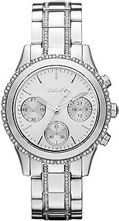 ساعة دكني للنساء NY2169 - أنالوج ، رسمية