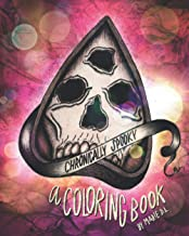 Chronically Spooky: A Coloring Book Inspired by Chronic Illness