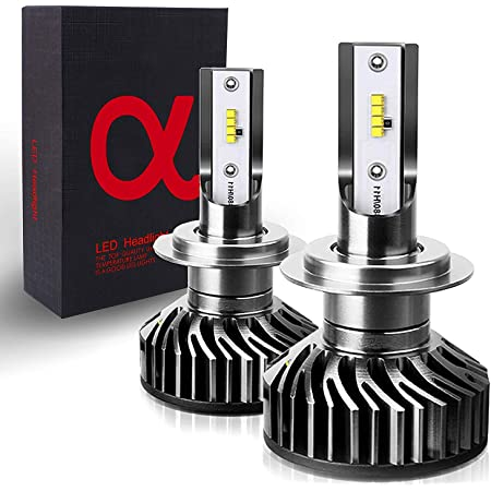 9006 (HB4) ZES-LED Headlight Bulbs All-in-One Conversion Kit - 9,200Lm 6000K Cool White