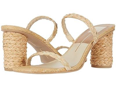 Dolce Vita Noles (Light Natural Raffia) High Heels